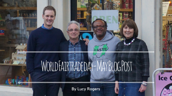 World fair trade day blog post