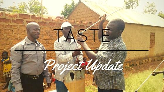 TASTE project update