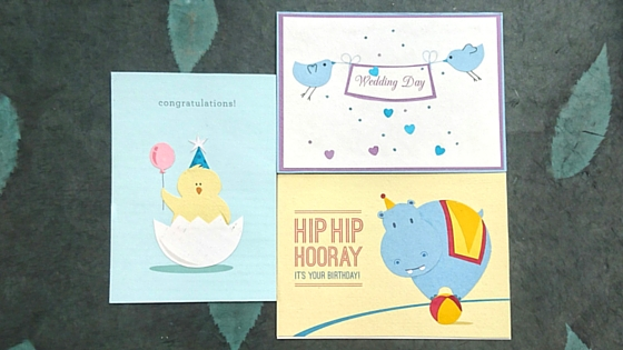 Greetings cards Summer special