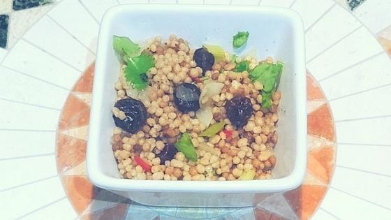 Fairtrade Maftoul salad