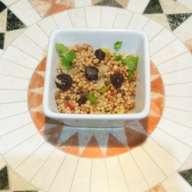 Maftoul Salad Fairtrade Recipe