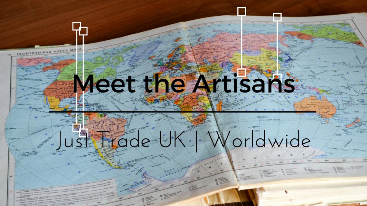 Meet the artisans Just trade
